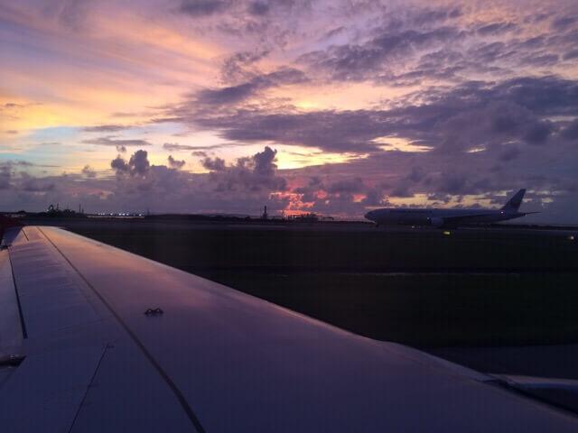 子どもと行く沖縄旅行のフライト選びは2才超えたら座席を取ること