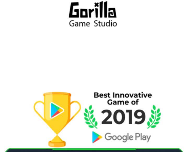 2019年のグーグルゲームアワードにノミネート?