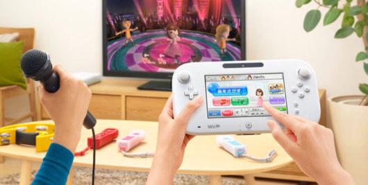 Wii Uのカラオケは自宅で出来る最高のストレス解消策
