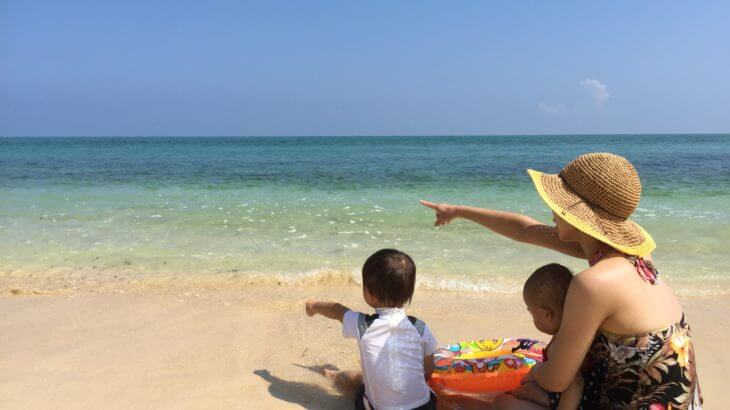 子供と行く節約沖縄親子旅 〜やっぱり和室がいい!民宿・民泊・コンドミニアムのススメ〜